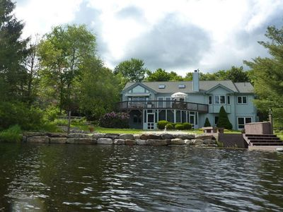 Photo for 3500sqft Immaculate LAKEFRONT Home (Grand Slam House I)
