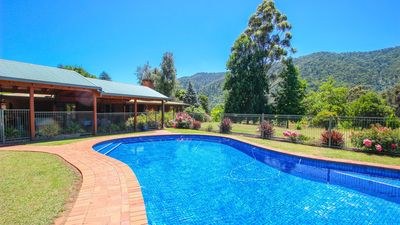 Photo for Wombat Hollow : Farm retreat with views