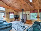 5BR House Vacation Rental in Bethel, Maine