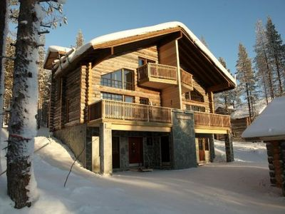 Photo for Vacation home Karhunkieppi 13a in Kittilä - 8 persons, 3 bedrooms
