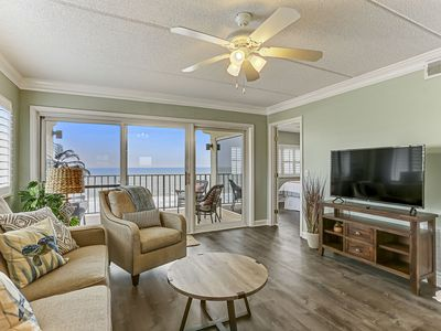 Photo for Stay Better at Amelia South M6-Free Daily Activities-Oceanfront Corner Unit!