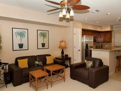 Photo for PALM VILLAS  G-1  3/2 Great Value! Easy Walk To An Amazing Beach