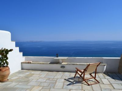 Photo for Villa Ioanna - Vacation Houses for rent 300 metres by the sea