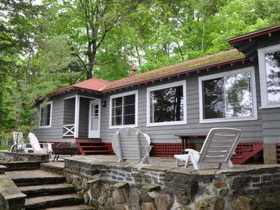 Photo for 9BR Cottage Vacation Rental in Dwight, ON