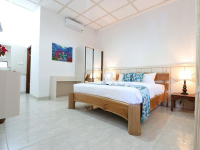 Photo for 3 Bedroom Beachside with pool central Seminyak
