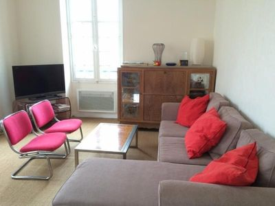 Photo for Apartment Biarritz, 2 bedrooms, 4 persons