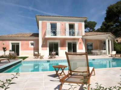 Photo for Beautiful Villa Cap d Antibes with heated pool