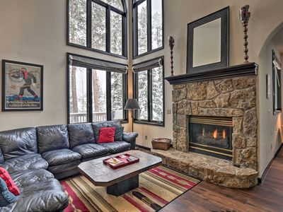 Photo for Updated Breck Home w/ Hot Tub & Free Ski Shuttle!