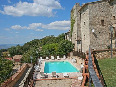 Photo for Apartment Grutti  in Collazzone, Umbria - 4 persons, 2 bedrooms