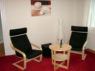 Photo for Private apartment with 2 bedrooms in the center of Erlangen