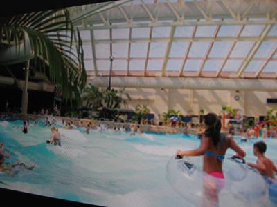 Photo for Waterpark fun for the family at Glacier Canyon at the Wilderness Resort (2)