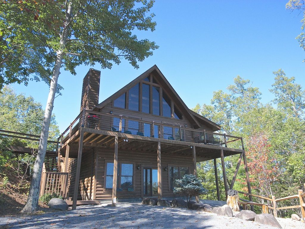 Greet The Morning In This Mountain Beauty Vrbo