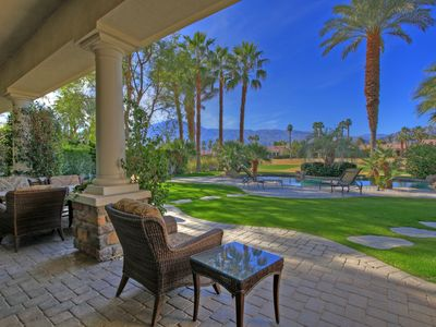 Photo for 171LQ PGA WEST HOME ON THE NICKLAUS TOURNAMENT COURSE SPLASH POOL & WATER FEATURE