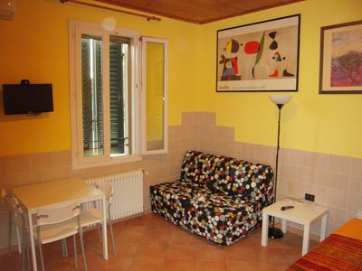 Photo for Lovely studio near Porta San felice