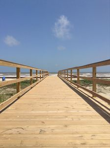 Photo for Enjoy fall nights at the beach!Great Reviews!Beach front. Sleeps 12!