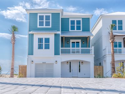 Photo for 30A Away! Beachfront Home with Private Pool