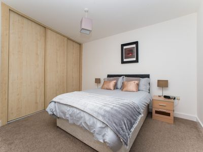 Photo for Sunderland City Centre Luxury Apartment with Balcony, Park and City centre views
