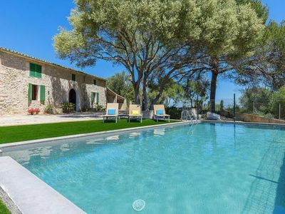 Photo for Finca, Sineu  in Mallorca Inselmitte - 6 persons, 3 bedrooms