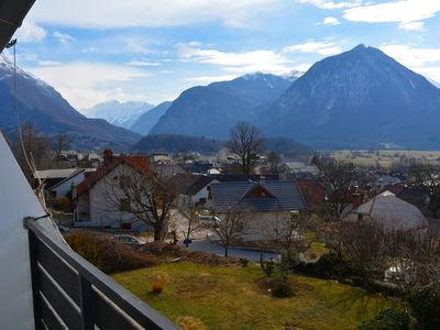 Photo for Holiday apartment with view of the mountains