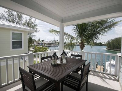 Photo for New Tropical Waterfront Retreat with Deep Water Dock