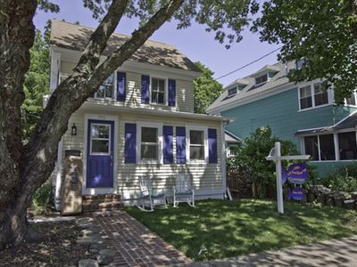 Photo for The Whalers Cottage - Completely Renovated in the Cape May Historic District!