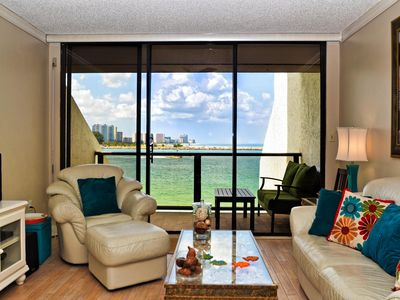 Photo for 440 West Condos 308S Desirable Gulf Front