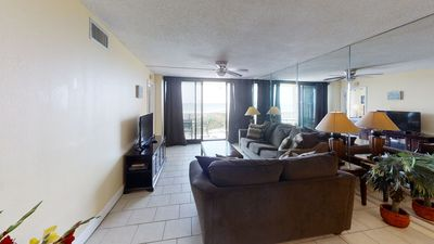 Photo for PET FRIENDLY 2BD 2BTH 2ND FLOOR UNIT * Contact 4 Snow Bird Rates *