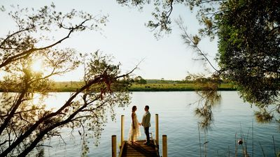 Photo for GREAT FOR WEDDINGS, TWO STUNNING HOUSES, RIVERFRONT, SPA, ORCHARD, LAP POOL