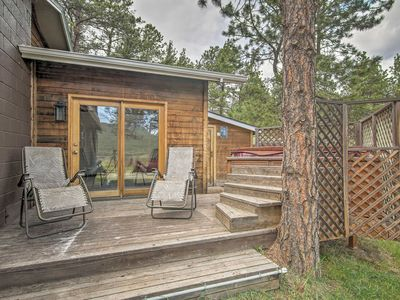 Photo for NEW! Florissant Home w/ Private Hot Tub & Sauna!