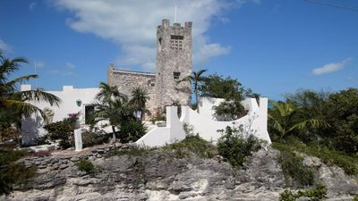 Castle MacMillan-Hughes, a beautiful home in Tarpum Bay, Eleuthera