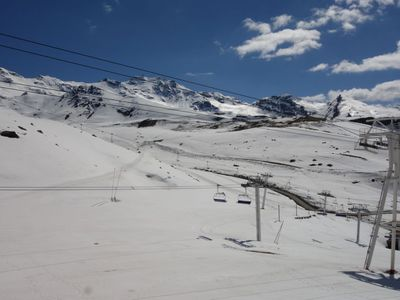 Photo for Apartment Le Roc de Peclet in Val Thorens - 7 persons, 2 bedrooms