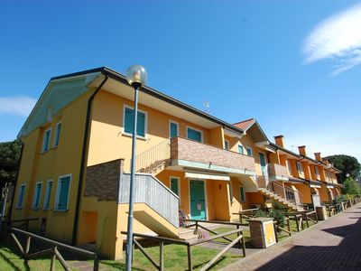 Photo for Holiday Apartment - 5 people, 45 m² living space, 2 bedroom, garden, child-friendly