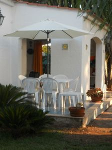 Photo for SEASIDE VILLA WITH GARDEN - 4/6 people - ALL INCLUSIVE PRICE