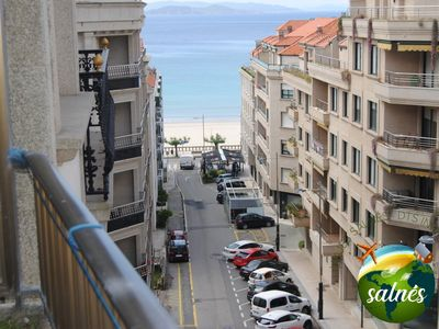 Photo for FLAT IN SANXENXO NEXT TO THE BEACH OF SILGAR