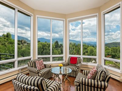 Photo for 5 Bedroom Red Mountain Home With Amazing Views