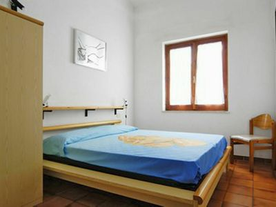 Photo for Lovely apartment for 6 people with pool, internet, A/C, TV, balcony and pets allowed