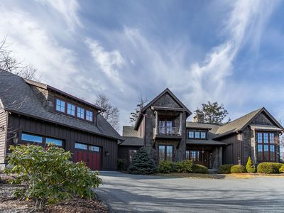 Photo for Elk Camp Lodge - Luxury, Hot Tub, Game Room, Outdoor Fireplace