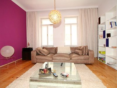 Photo for Apartment Apartment Johanna  in Vienna / 3. District, Vienna - 4 persons, 2 bedrooms