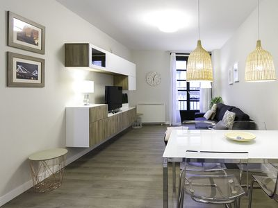 Photo for Lovely Apartment Burgas Near The Cathedral, The Termas Of Ourense Center