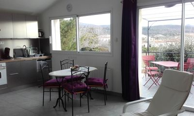 Photo for Small house between mountain and river (Gîte de France)