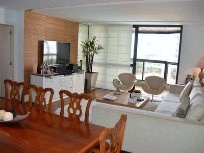 Photo for Amazing apartment in gated community on Barra beach # 259