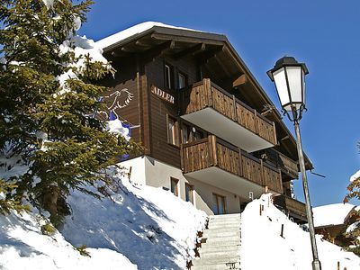 Photo for One bedroom Apartment, sleeps 2 in Bettmeralp with WiFi