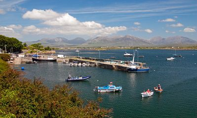 Photo for 1BR Apartment Vacation Rental in Roundstone, Co. Galway