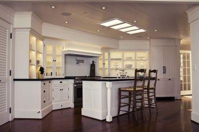 The Kitchen-If you plan to cook we have everything you need.