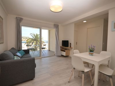 Photo for REF. 3059 / HUTG-EN TRÀMIT. REFORMED 1ST LINEA DE MAR, TERRACE AND PARKING APARTMENT.