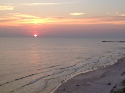 Photo for 4BR/3BA, Family Beach Spot, Huge Balcony, Includes beach service $249 wkly value