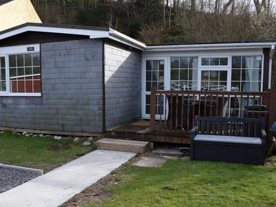 Photo for SAMPHIRE-Glan Gwna/ Walkers/3 bedrooms/centralheating/Snowdon/ZipWorld/Anglesey