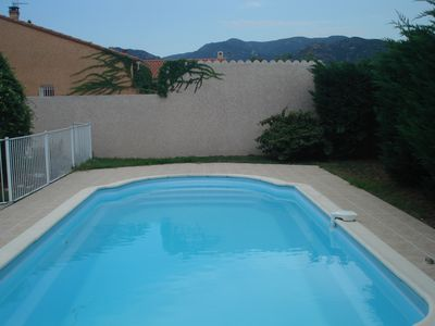 Photo for Villa 8 pers. 3 ch. Heated private pool without vis-à-vis