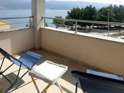 Photo for Vacation home Lucija (ZAD730) in Zadar - 8 persons, 3 bedrooms