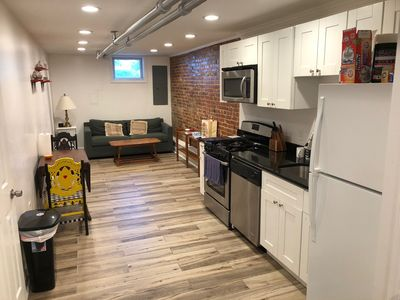 Photo for 2 Bedrooms, 1 bathroom apartment in NW, DC